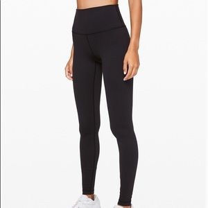 Lululemon WU high waisted full length